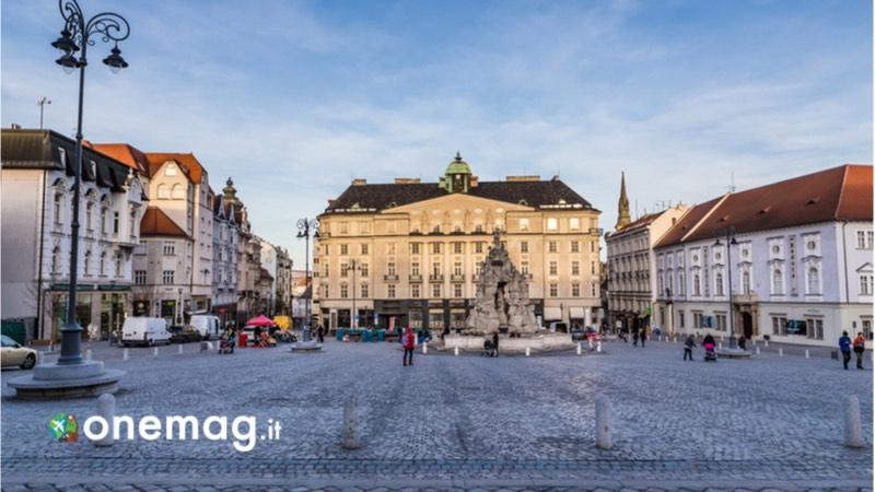 Cosa visitare a Brno, il mesrcato dei cavoli, Zelnak