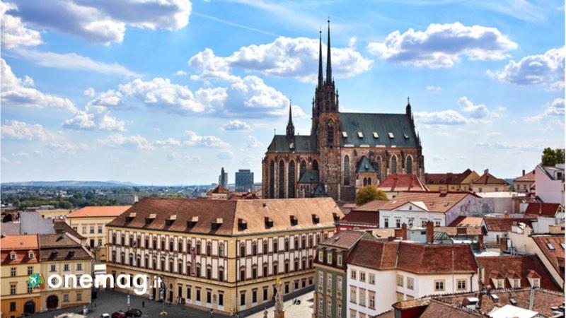 Cosa vedere a Brno, la cattedrale di San Pietro e Paolo