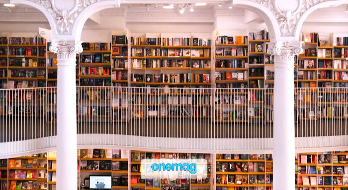 Cosa vedere a Bucarest, Libreria Carturesti