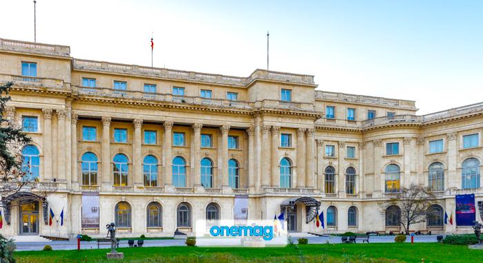 Cosa vedere a Bucarest, il Museo Arte Romania
