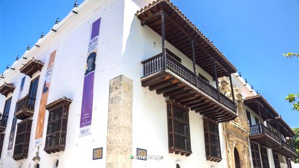 Cosa vedere a Cartagena de Indias, Palazzo dell'Inquisizione
