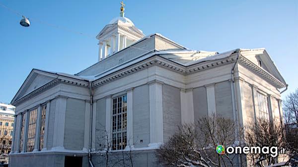 Vecchia chiesa di Helsinki