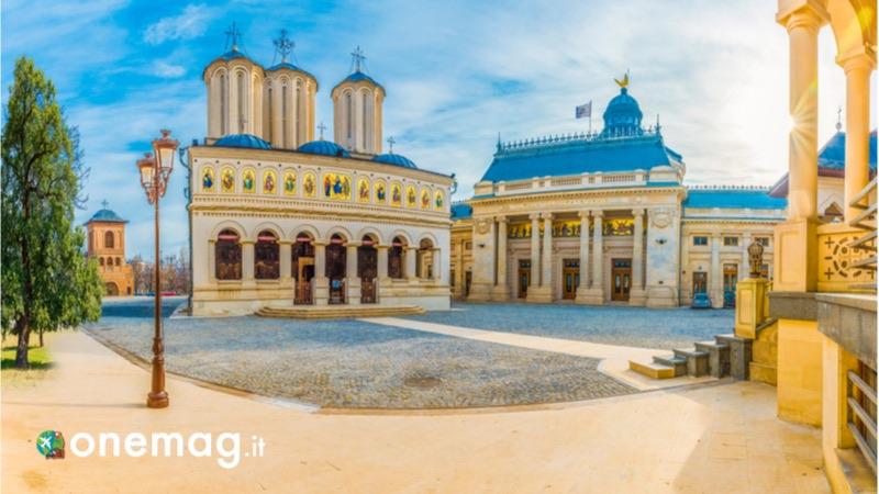 Cosa vedere a Bucarest, il Palazzo del Patriarcato