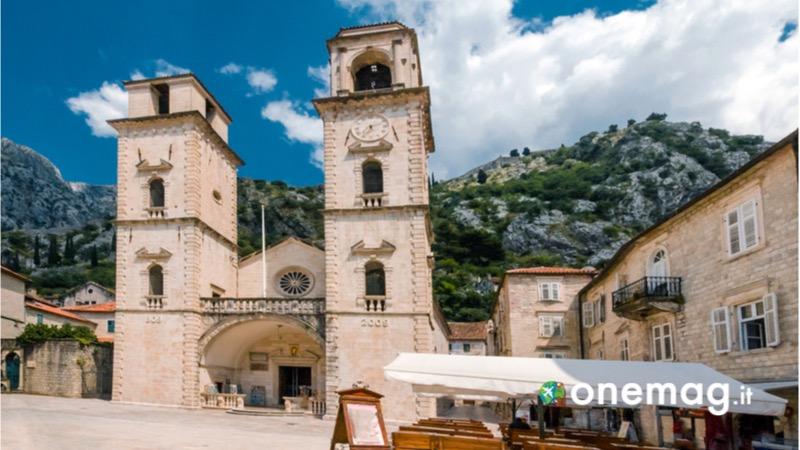 Cosa vedere a Cattaro, la Cattedrale di San Trifone