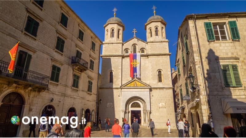 Cosa vedere a Cattaro, la chiesa di San Nicola