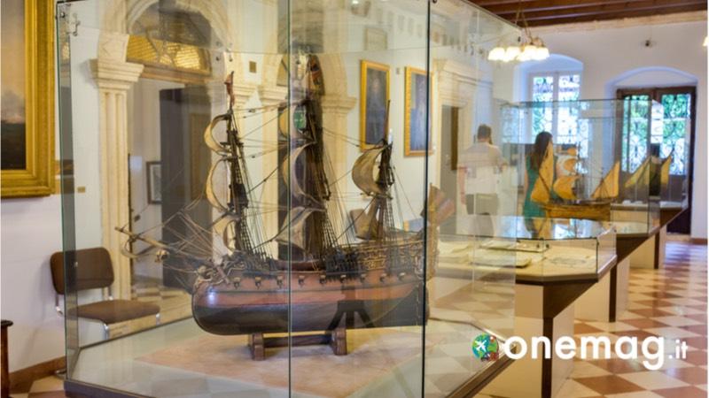 Cosa vedere a Cattaro, il museo marittimo