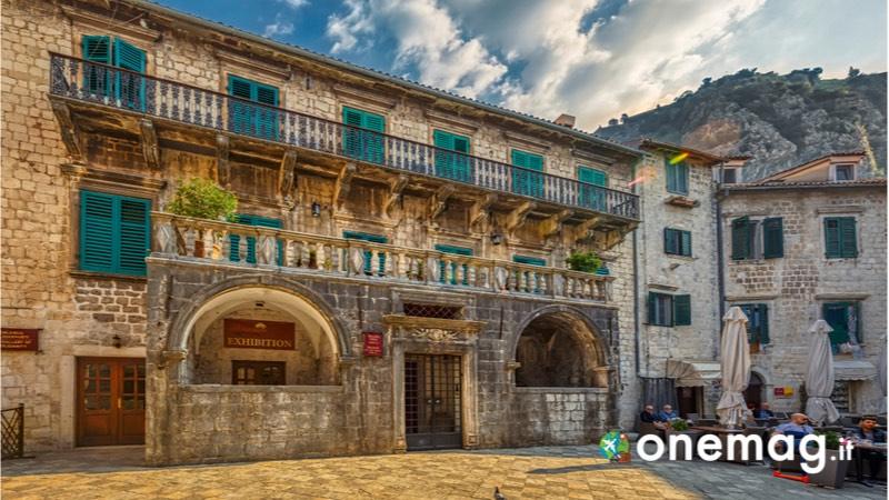 Cosa vedere a Cattaro, il palazzo Pima