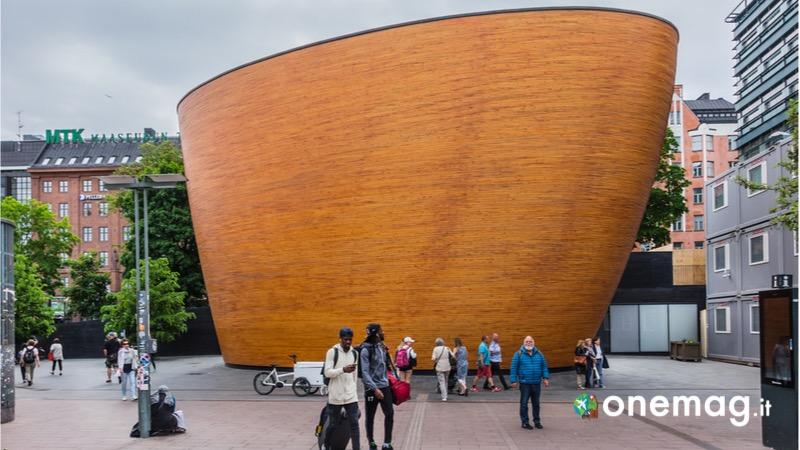 Cosa vedere a Helsinki, Kamppi Chapel of Silence
