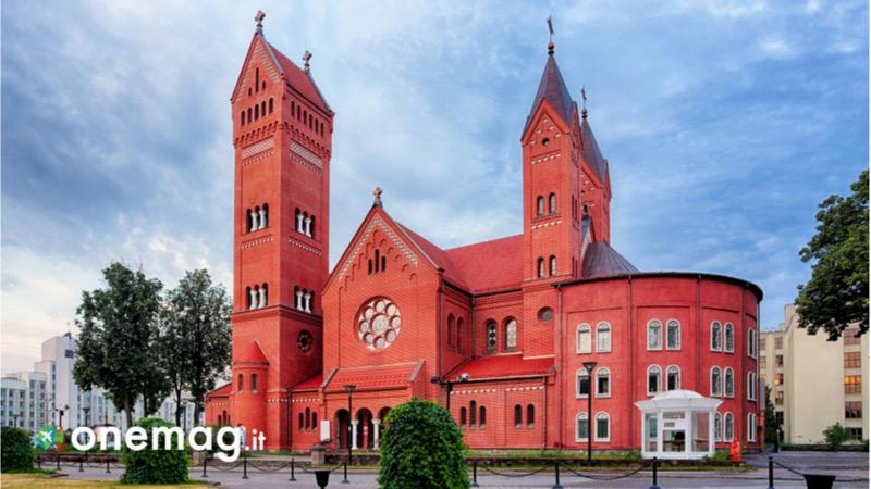Cosa vedere a Minsk, Chiesa dei SS. Simone ed Elena