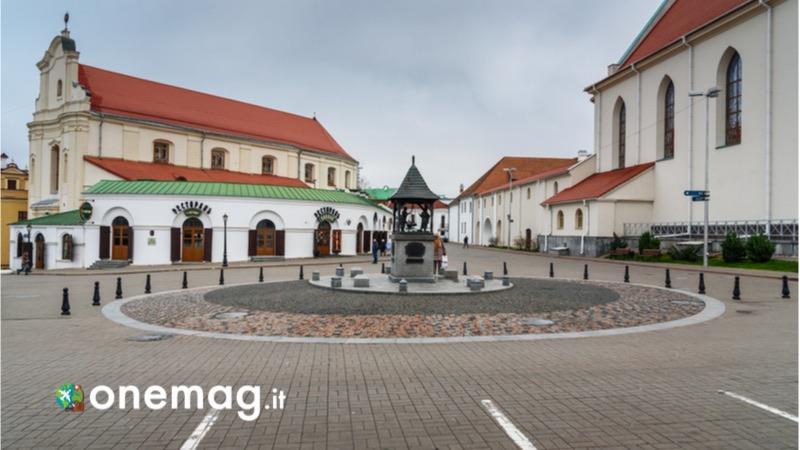 Cosa vedere a Minsk, la capitale delle Bielorussia, Piazza della Libertà, Freedom square