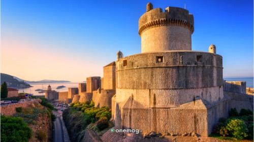 Cosa vedere a Dubrovnik, la Torre Minceta