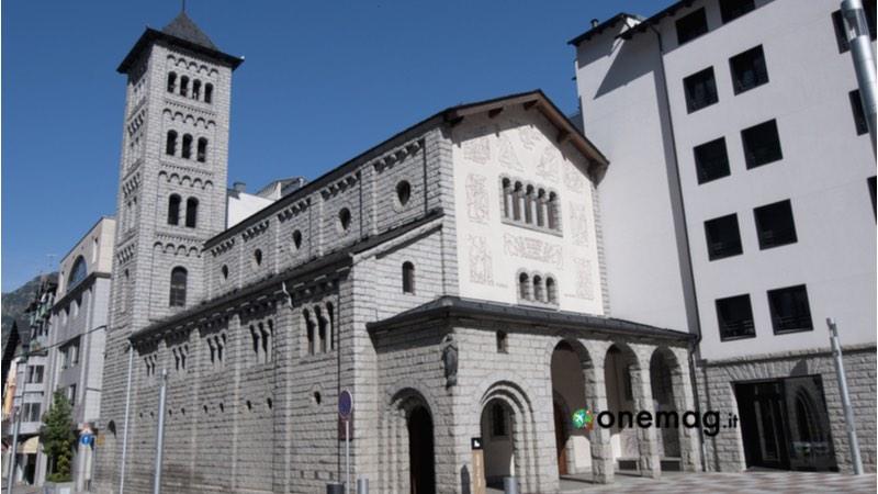 Escaldes-Engordany, Chiesa di Sant Pere Martir