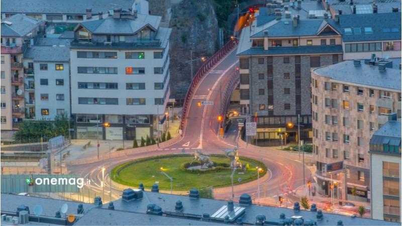 Escaldes-Engordany, come raggiungerla