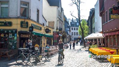 Cosa vedere a Francoforte, passeggiata in bicicletta