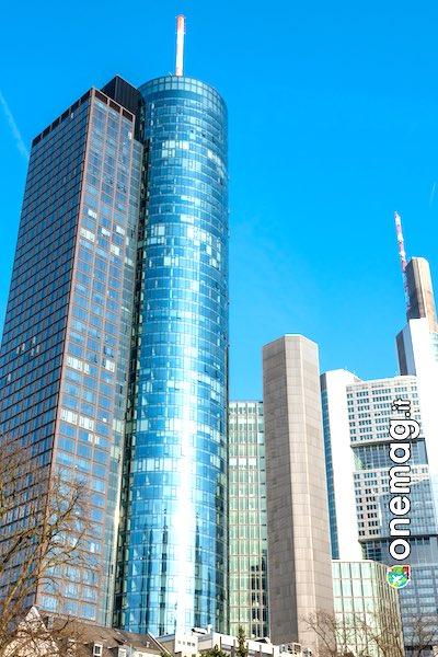Cosa vedere a Francoforte, la Main Tower