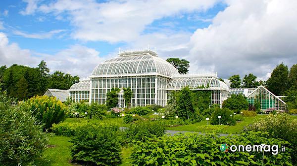 Il giardino botanico di Helsinki