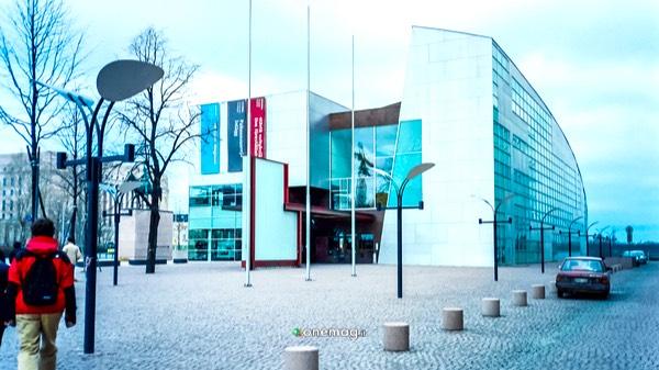 Cosa vedere a Helnsinki, Museo Arte Contemporanea Kiasma