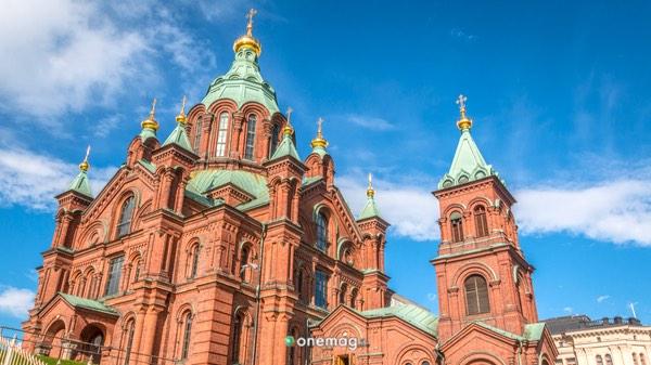 Cosa vedere a Helsinki, Cattedrale Uspenski