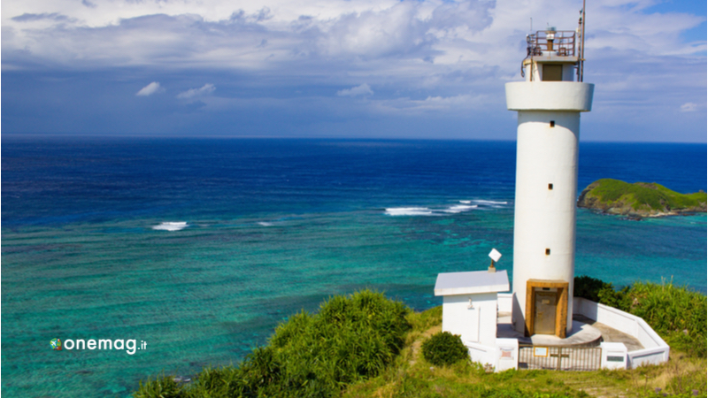 Cosa vedere sull'isola di Ishogaki, Faro di Hirakubo