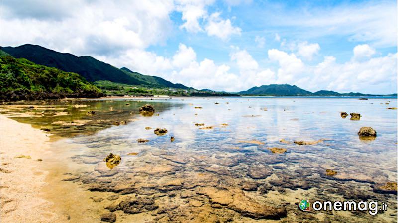 Cosa vedere sull'isola Ishigara, la Spiaggia Yonehara