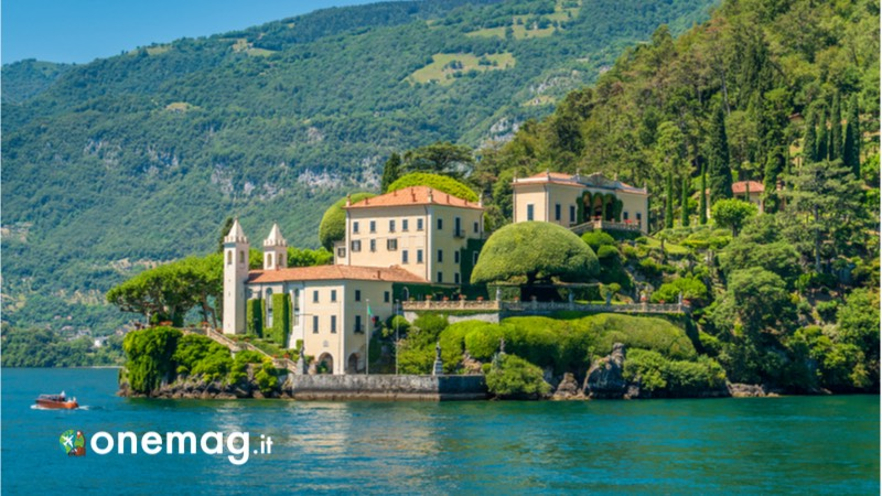Visitare Lago di Como, Lenno