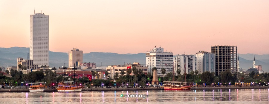 Cosa vedere a Mersin, veduta panoramica
