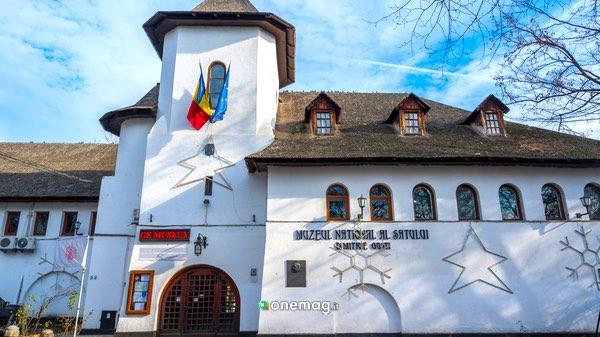 Cosa vedere a Bucarest, Museo del Villaggio Dimitrie Gusti