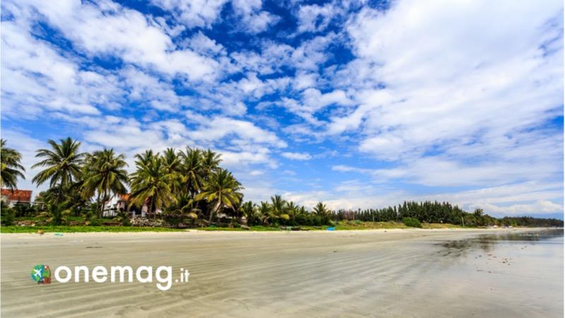 Cosa vedere a Nha Trang, la spiaggia Doc Let Beach