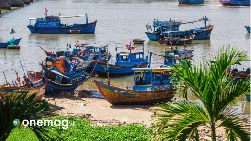 Cosa vedere a Nha Trang, i villaggi dei pescatori