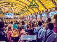 Monaco, viaggio nell'Oktoberfest della Baviera