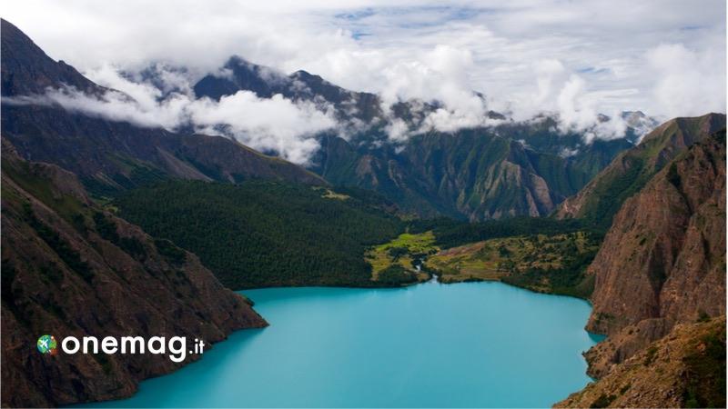 I parchi nazionali del Nepal, il parco Shey-Phoksundo