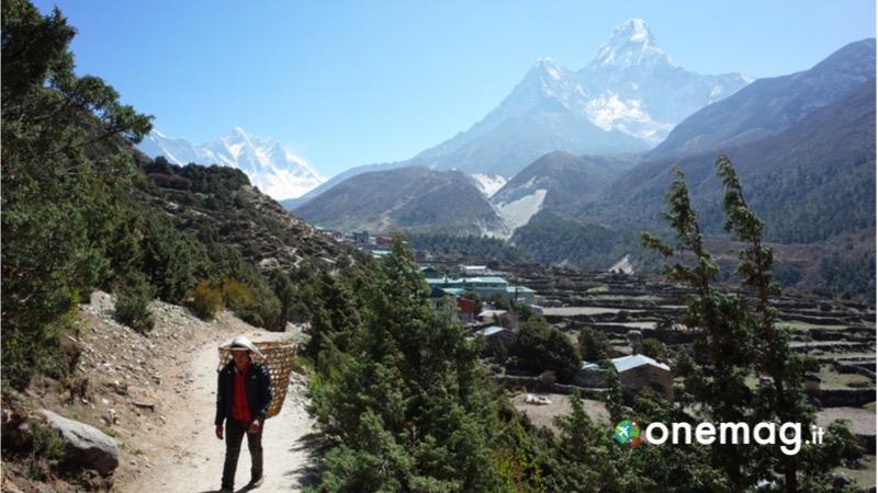 Visitare i parchi nazionali del Nepal, il parco nazionale Sagarmatha