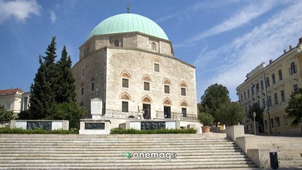 Cosa vedere a Pecs, la moschea di Gazi Kaszim Pasha