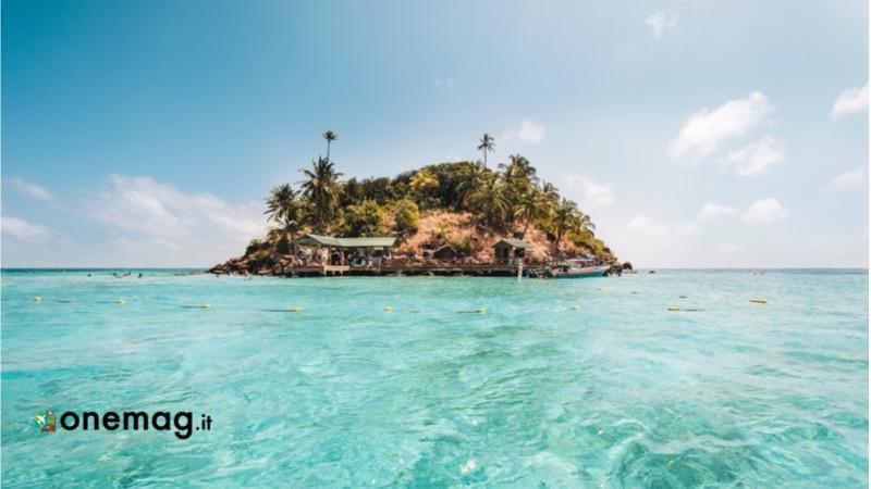 Isola de Providencia, Cayo Cangejo