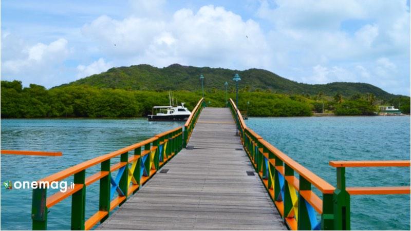 Cosa vedere all'Isola de Providencia, il Ponte degli Innamorati