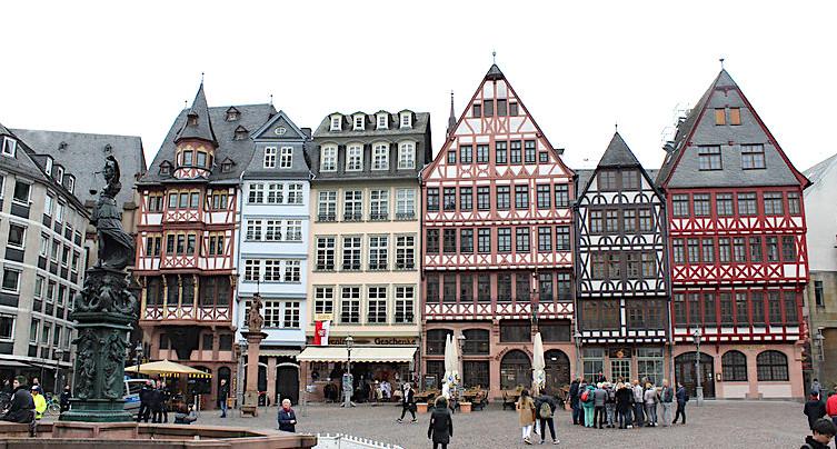 Cosa vedere a Francoforte, città vecchia