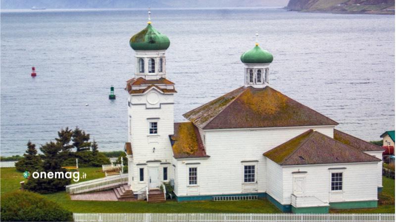 Cosa vedere alle Isole Auletine, Cattedrale della Santa Ascensione di Unalaska
