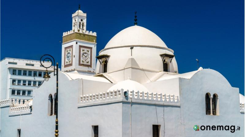 Cosa vedere ad Algeri, la Moschea Jamaa al-Djedid