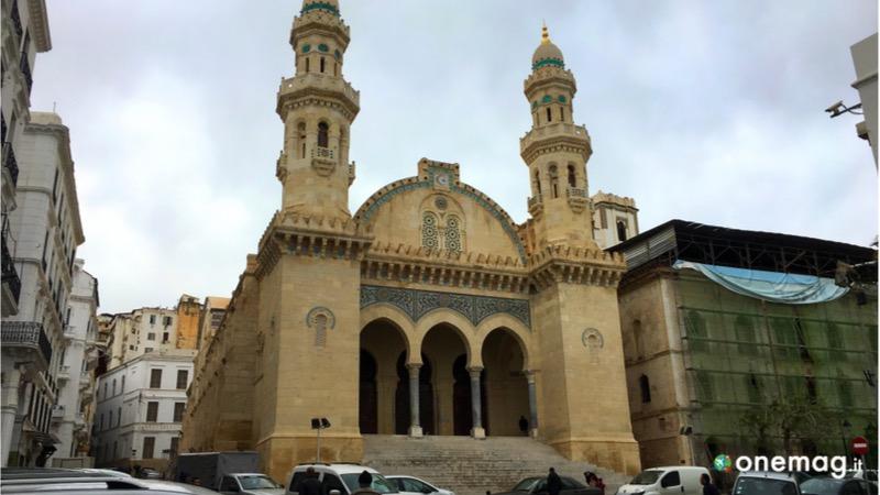 Cosa vedere ad Algeri, la Moschea Djamaa Ketchaoua