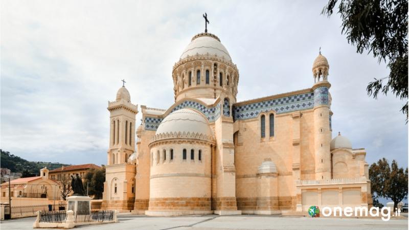 Cosa vedere ad Algeri, la Basilica di Nostra Signora d'Africa