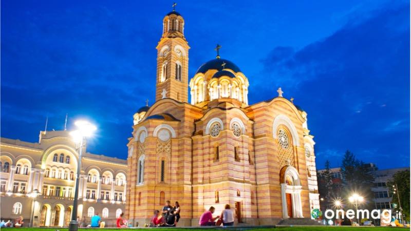 Cosa vedere a Banja Luka, la Cattedrale Ortodossa di Cristo Salvatore