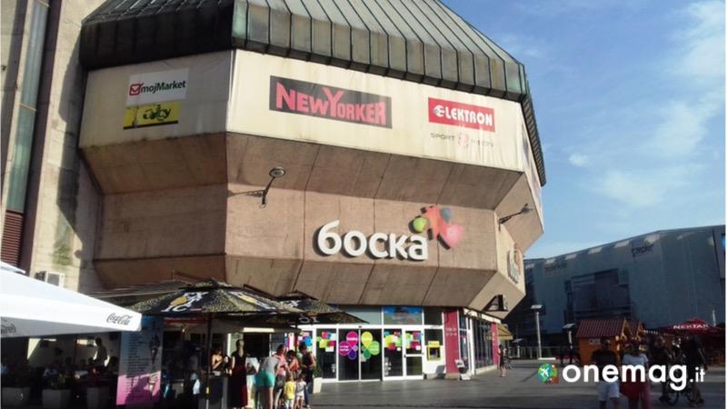 Cosa vedere a Banja Luka, shopping, centro commeriale, Boska