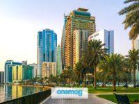 Sharjah, la svettante località degli Emirati Arabi