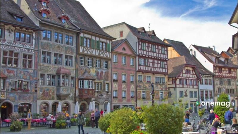 Cosa vedere a Stein am Rhein, centro storico