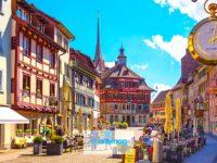 Stein am Rhein, il borgo svizzero nel Canton Sciaffusa