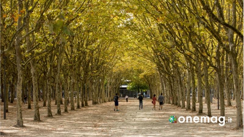 Bordeaux, Giardini Pubblici