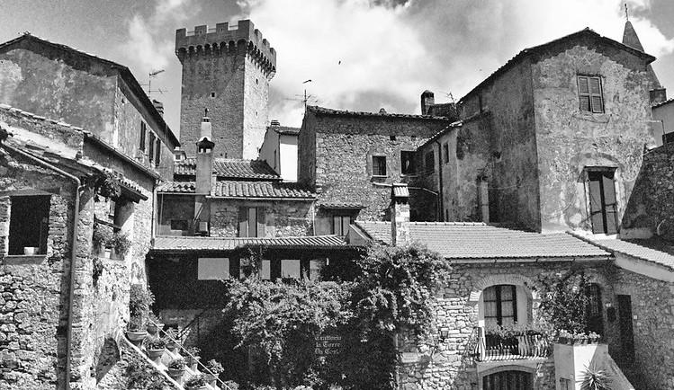 Cosa vedere a Capalbio, veduta storica