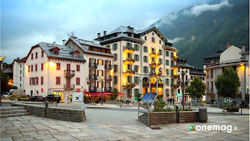 Cosa vedere a Chamonix, centro storico