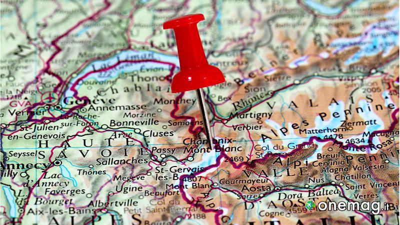 Guida di Chamonix, Francia