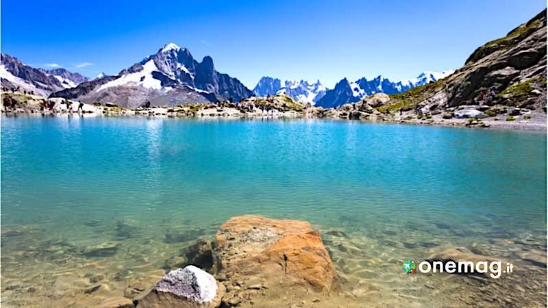 Chamonix Lac Blanc
